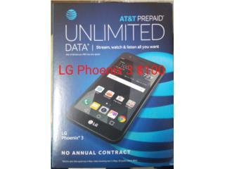 LG Phoenix  3, Prepaid Mobile Puerto Rico