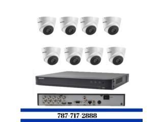 Monitorea con Smartphone Camaras Inteligentes, Security & Automation  Puerto Rico