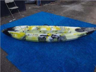 ORZA KAYAK 9.6 PIES CONGER, Orza Kayak Puerto Rico