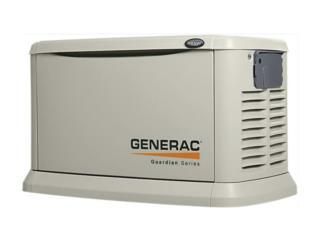 Propane GenSet Generac USA, HR&PG, LLC Puerto Rico