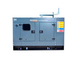Generac Diesel Enclosed GenSets Commercial, HR&PG, LLC Puerto Rico