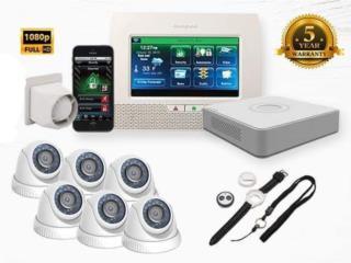 Cataño Puerto Rico Equipo Comercial-Restaurantes y Cocinas, 6 Camaras Epcom Alarma seguridad Honeywell