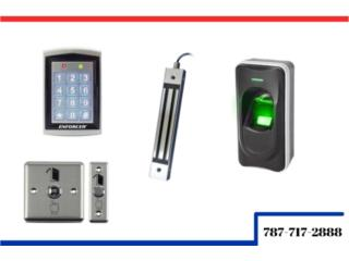 Guaynabo Puerto Rico Equipo Comercial, Magnetos, Tele Entry, Timbres, Intercoms
