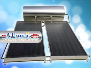 San Juan-Río Piedras Puerto Rico Plantas Electricas, CALENTADOR SOLAR DESDE $1,490.00