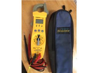 Fieldpiece meter $60 OMO, Krazy Pawn Corp Puerto Rico