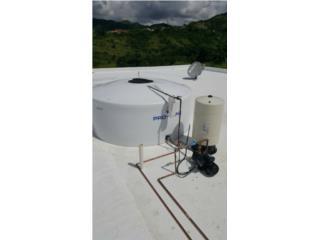 Cisterna de 600 Galones - PRODUCTO NUEVO, ATLANTIS SOLAR TECH Puerto Rico