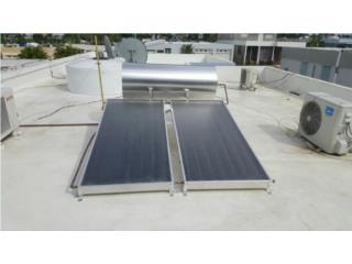 Carolina Puerto Rico Selladores Techo, Cisterna 600 gals - Calentador Solar -*Combo*