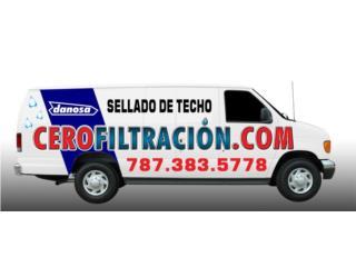 Filtraciones?, Llame hoy 787-383-5778, RPM Corp Puerto Rico