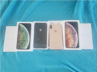 IPhone Xs Max 64GB ATT/Tmobile Nuevo , Cellphone's To Go Puerto Rico