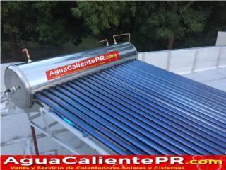 C.SOLAR RECOGIDO $849 INST $1249 100GL, Professional  787-528-9039 Puerto Rico
