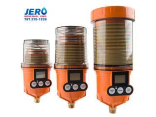 Lubricadores Automáticos de Punto Sencillo, JERO Industrial Puerto Rico