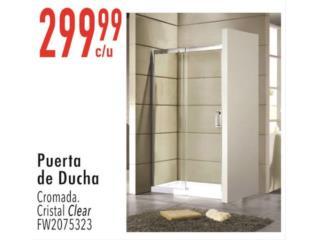 Puerta de ducha , Ferreteria Ace Berrios Puerto Rico