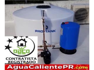 CISTERNAS 600GL GARANTIA DE POR VIDA INST, Professional  787-528-9039 Puerto Rico