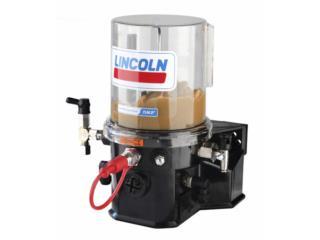 Sistemas de Lubricación Automáticos - LINCOLN, JERO Industrial Puerto Rico
