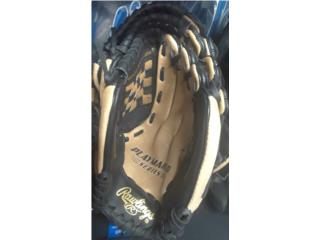 Guantes Rawlings playmaker(3), Tropical Energy Puerto Rico