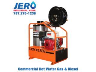 Máquinas Lavado a Presión Easy Kleen, JERO Industrial Puerto Rico