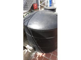 Cisternas de 600 g instaladas , SOLAR KING Puerto Rico