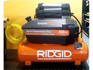Compresor Ridgid 200psi como nuevo , La Familia Casa de Empeño y Joyería-Mayagüez 1 Puerto Rico