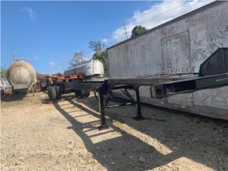 Chasis de vagon, AGUSTIN CARDONA Puerto Rico