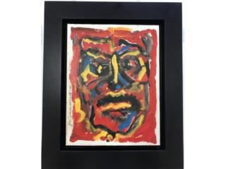 """Julio Rosado del Valle """"Rostro"""", PR ART COLLECTION Puerto Rico"""