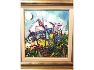 Orlando Vallejo , PR ART COLLECTION Puerto Rico