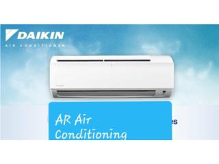 Daikin Inverter 12btu Seer 17, AR AIR CONDITIONING Puerto Rico