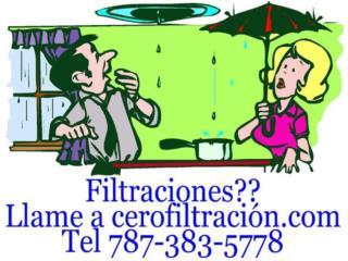 SELLADO DE TECHO, CERO FILTRACION 787383-5778, RPM Corp Puerto Rico