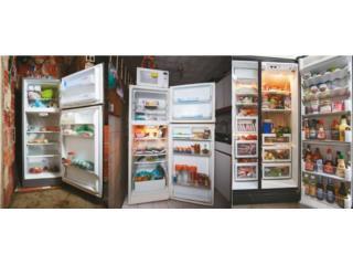 arreglamos neveras, Refrigeracion AM Puerto Rico