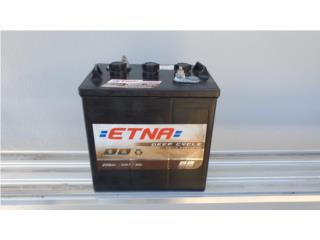 baterias deep Cyclo 205 ah  6voltios , FIRST TECH SOLAR Puerto Rico