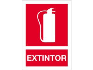 Variedad de Extintores para su Negocio , CARIBBEAN FIRE EQUIPMENT CORP. Puerto Rico