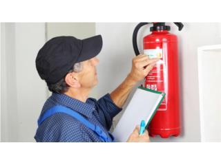 Extintores, CARIBBEAN FIRE EQUIPMENT CORP. Puerto Rico