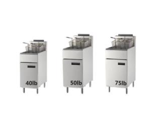 Deep Fryer (Freidora de Piso), JL Trailers Equipment Puerto Rico