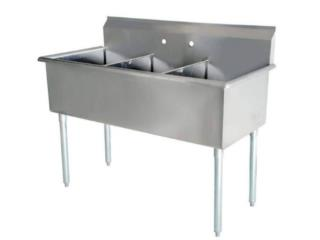 Fregadero Stainless Steel, JL Trailers Equipment Puerto Rico