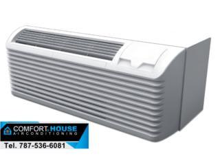 Wall pack para condominios 12k btu, Comfort House Air Conditioning Puerto Rico