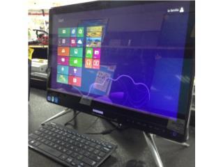 Desktop computer all in one Samsung win 8, La Familia Casa de Empeño y Joyería-Aguadilla Puerto Rico