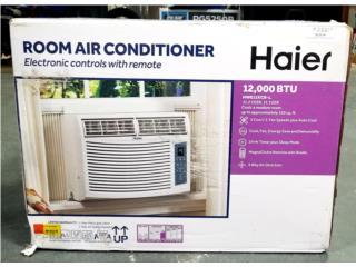 aire acondicionado Haier 12.000btu's nuevo, La Familia Casa de Empeño y Joyería-Mayagüez 1 Puerto Rico