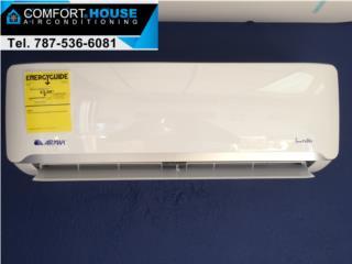 12,000btu 23seer Airmax, Comfort House Air Conditioning Puerto Rico