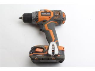 RIDGID R86008 Power Drill 18v, Cashex Puerto Rico