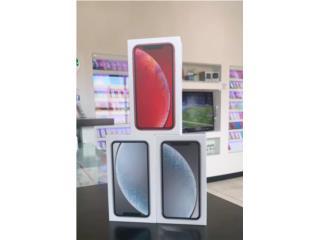 IPHONE XR 64GB DESBLOQUEADO NUEVO DE CAJA, Phone Evolution Puerto Rico