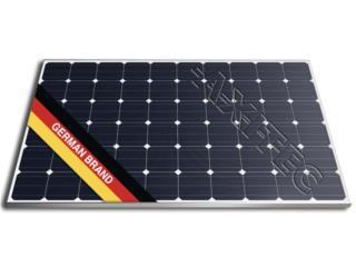 Paneles Solares AXITEC 340w Monocristalino, MULTI BATTERIES & FORKLIFT, CORP. Puerto Rico