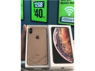 iPhone X Max 64GB Desbloqueado , Smart Solutions Repair Puerto Rico