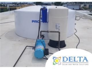 Cisternas , DELTA SOLAR CORP. 787.413.4114 Puerto Rico