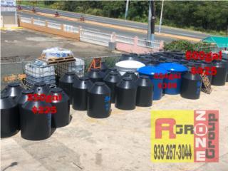 Reservas 225 550 600 gal , Agro Zone Manatí  Puerto Rico