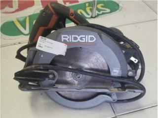 Chainsaw Ridgid $50 OMO, Krazy Pawn Corp Puerto Rico