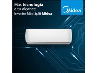 Midea inverter 19 seer, carlitosairconditioning Puerto Rico