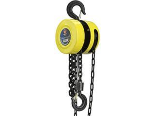 2 Ton Capacity 10 ft. Lift Chain Hoist Puller, ECONO TOOLS Puerto Rico