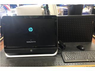 HP All In One Desktop, La Familia Casa de Empeño y Joyería-Carolina 2 Puerto Rico