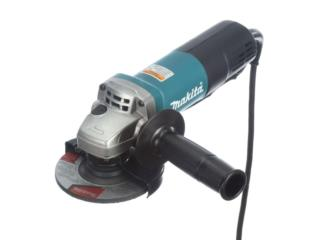 7.5 Amp 4-1/2 in. Paddle Switch Angle Grinder, ECONO TOOLS Puerto Rico