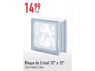 Bloque de Cristal , Ferreteria Ace Berrios Puerto Rico