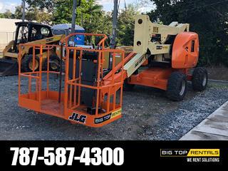 Trujillo Alto Puerto Rico Sistemas Seguridad - Alarmas, JLG Boom Lift Articulado 450A (BA-2012)